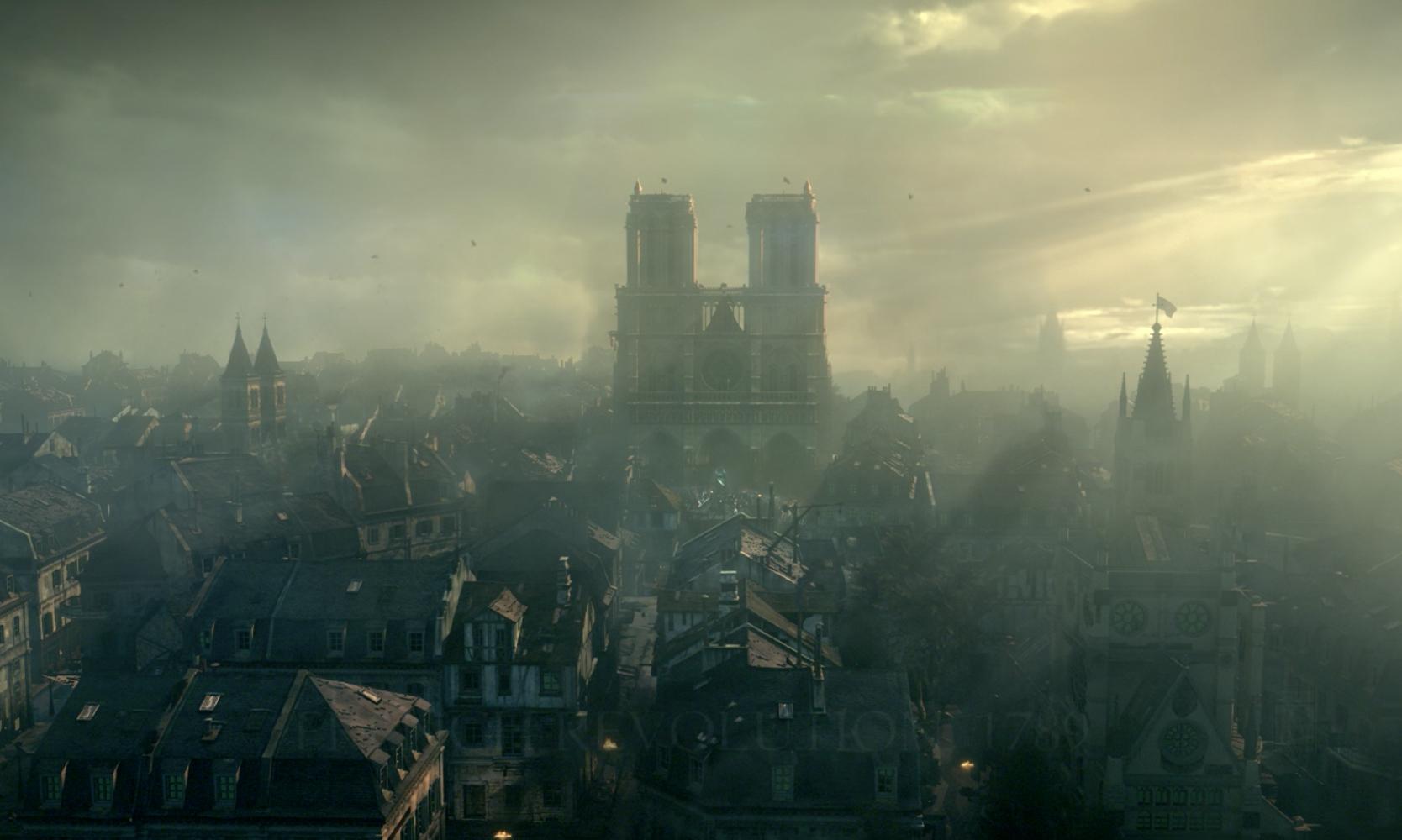"""Assassin's Creed Unity """"Make History"""""""