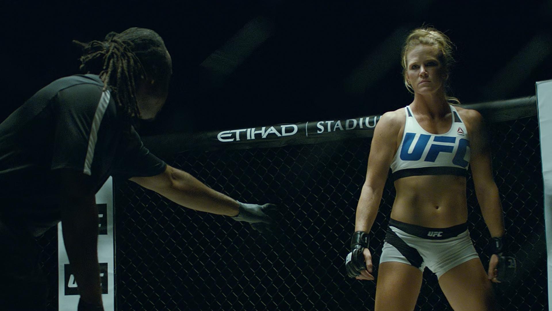 "UFC 193: Rousey vs Holm ""Revolution"""