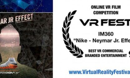 VR Festival Winner