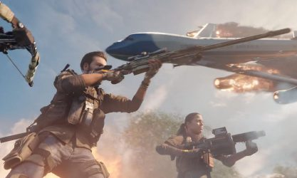 Tom Clancy's The Division 2 Official Cinematic TV Spot