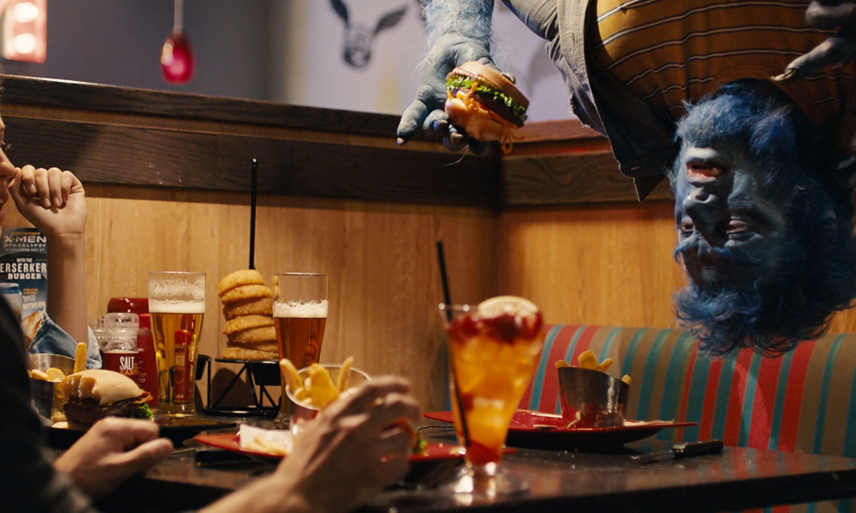 "Red Robin ""Berserker X Burger"""