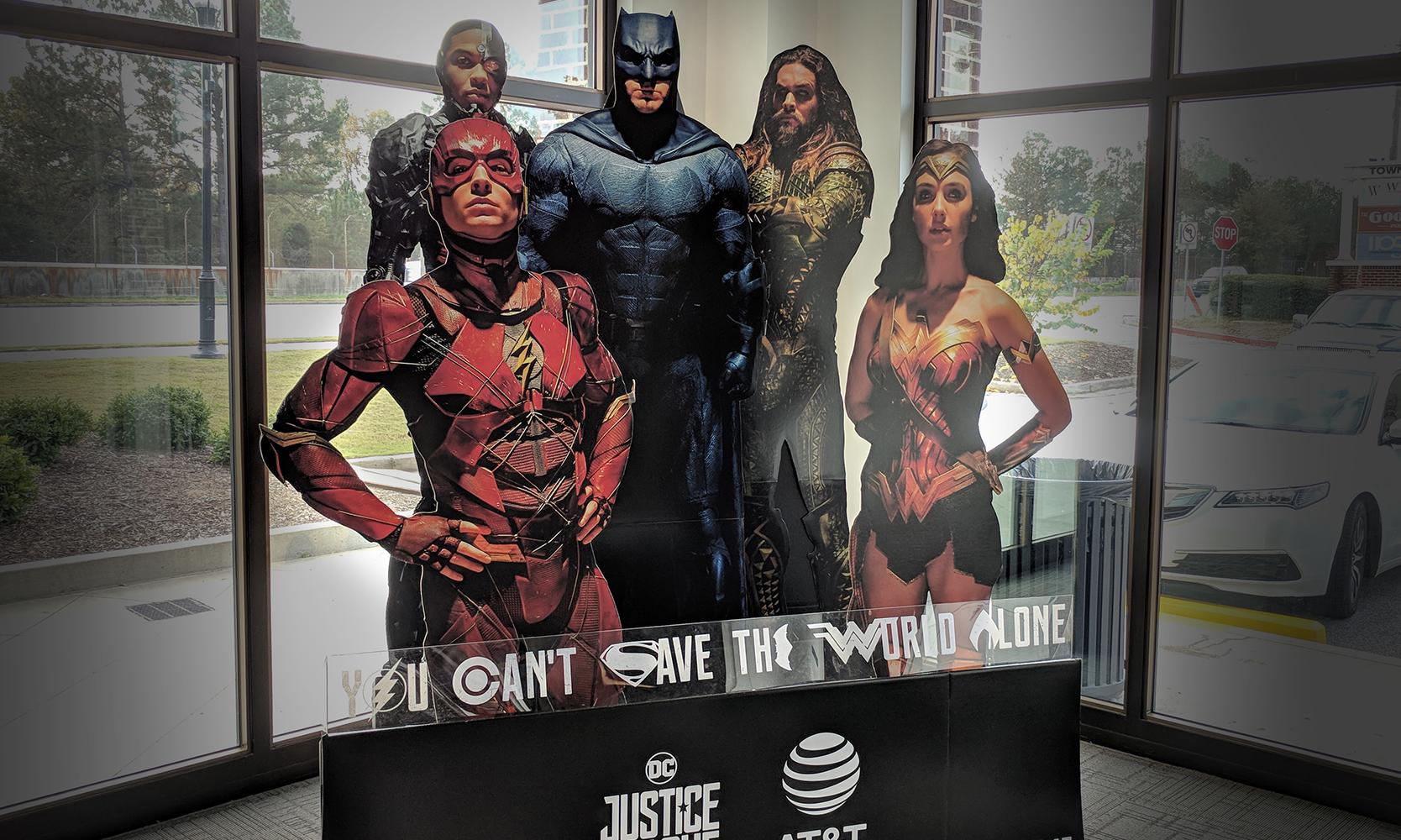 Justice League AR