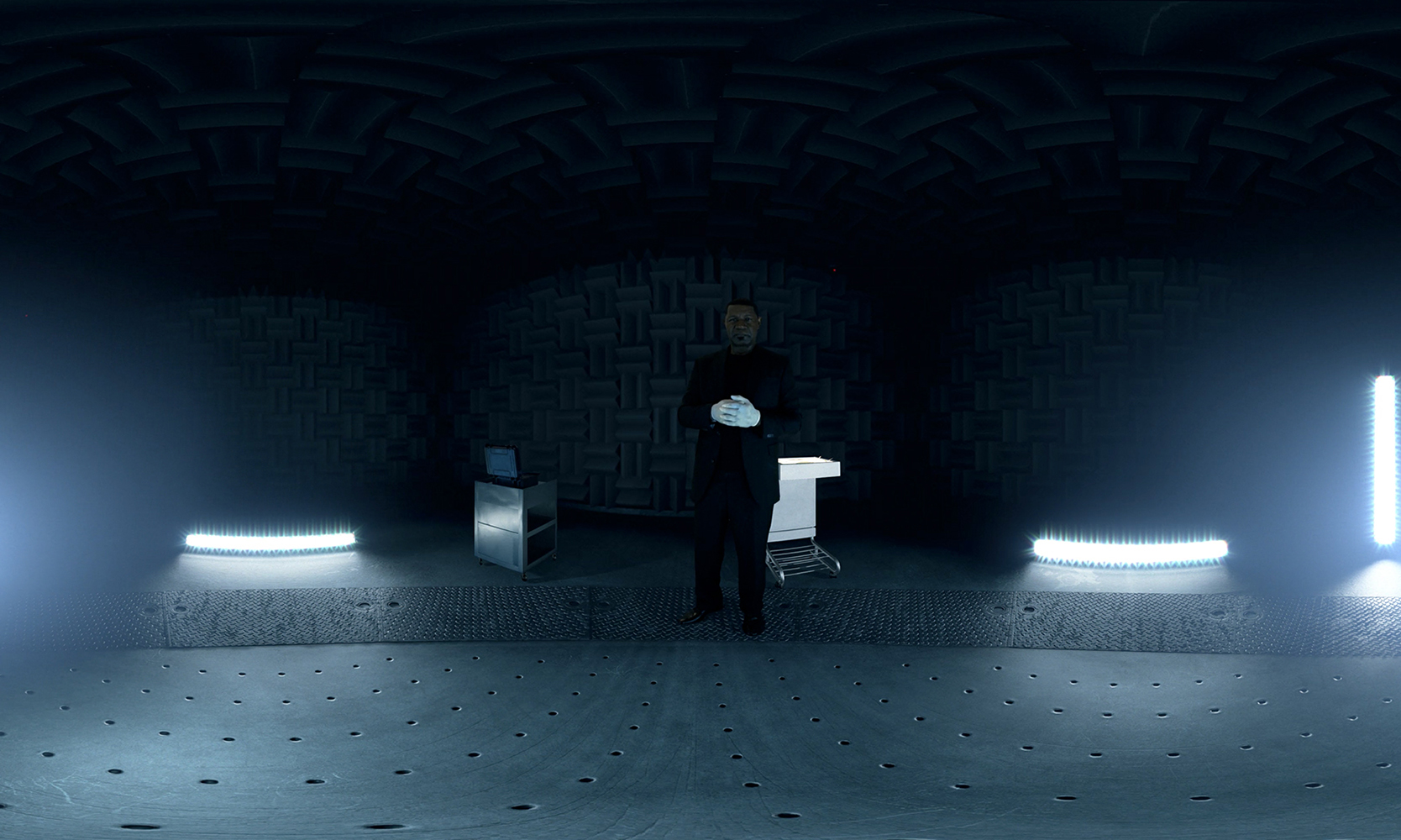SYFY Incorporated – Welcome to the Quiet Room