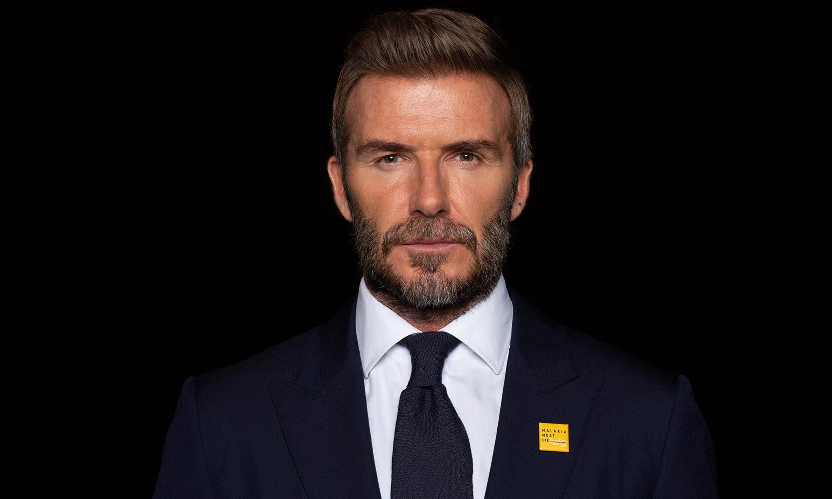 WebCrop David Beckham Young